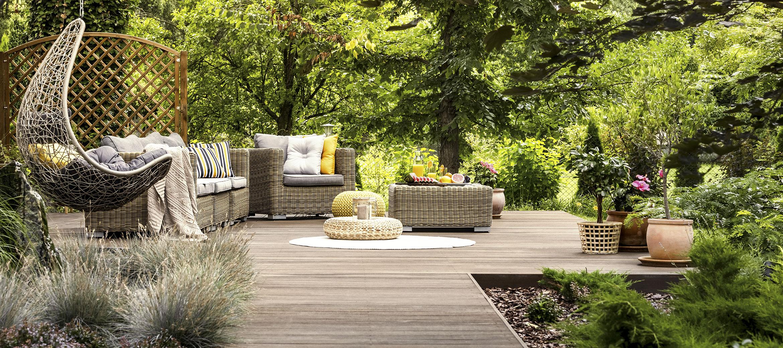Aménager votre jardin